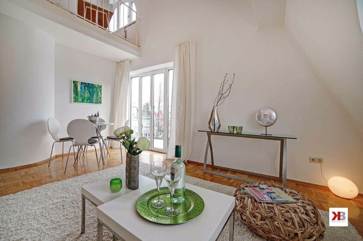 charmante 2 5 zi galeriewohnung in ingolstadtbereits nach. Black Bedroom Furniture Sets. Home Design Ideas